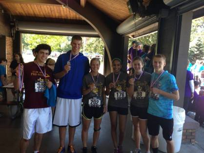 MS Run for Research 2014 (AMSA takes home 1st, 2nd, and 3rd!)