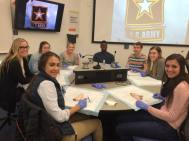 Suture clinic!